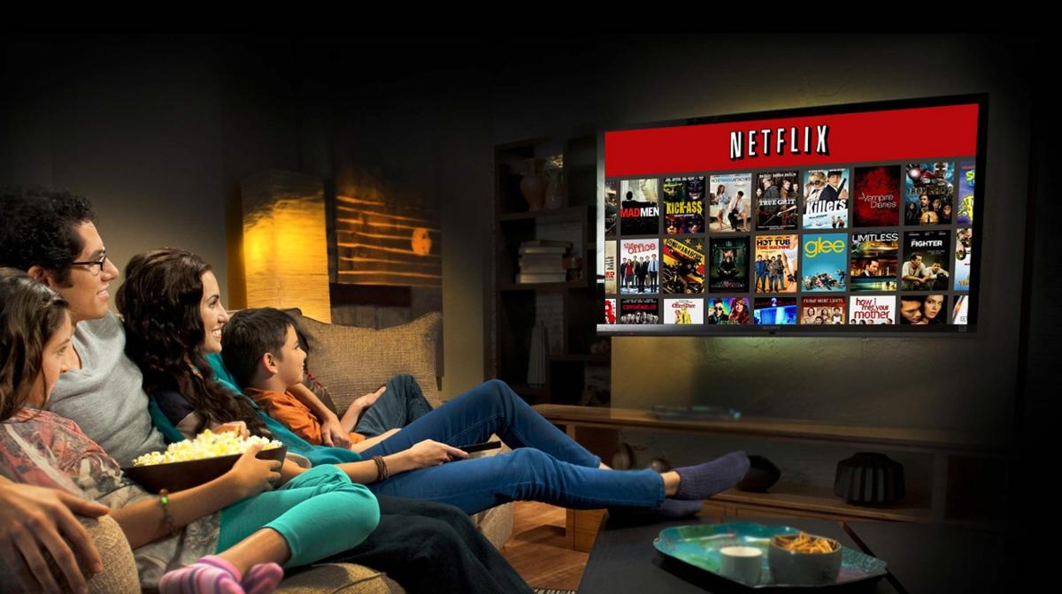 Netflix cá nhân hóa chương trình yêu thích hoặc lịch sử xem của từng người, dù họ dùng chung tài khoản.