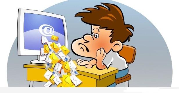 Khách hàng sẽ cảm thấy mệt mỏi với những thông tin quảng cáo quá nhiều từ email