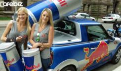 """Red Bull – Bậc thầy """"ngầm"""" trong ngành truyền thông"""
