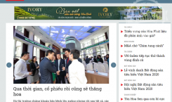 Quảng cáo trên Nhịp cầu đầu tư – Tạp chí kinh doanh hàng đầu Việt Nam